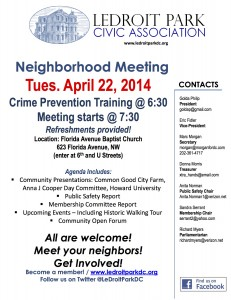 Meeting Flyer April 2014