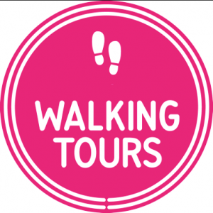 Historic Walking Tour TOMORROW!!