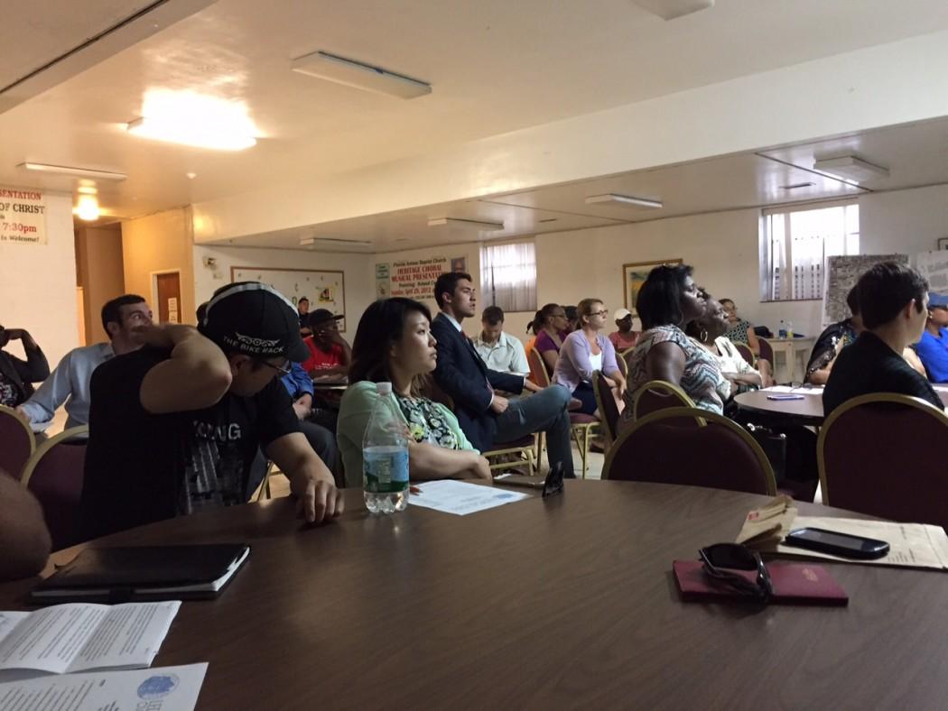 LPCA May 2015 Meeting