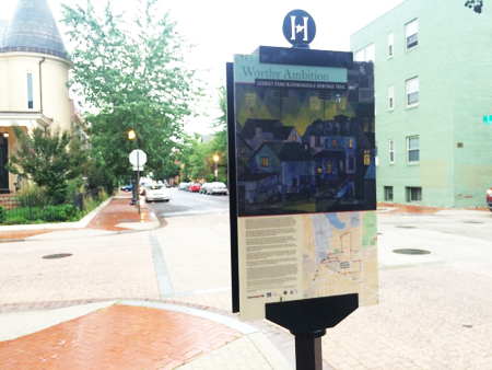Unveil the Heritage Trail on Sat., Oct. 17